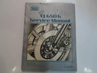 1981 1982 Yamaha XJ650G Repair Shop Workshop Service Manual FACTORY NEW BOOK