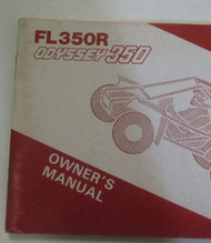1984 Honda FL350R Odyssey 350 Owners Operators Owner Manual FACTORY NEW 1984