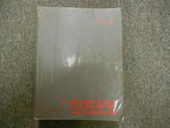 1991 Acura Legend Coupe Service Repair Shop Manual FACTORY OEM BOOK 1991