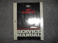 1995 Lincoln Mark VIII Service Repair Shop Manual OEM DEALERSHIP FACTORY OEM 95