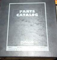 1997 Chrysler LHS CONCORDE VISION Dodge INTREPID Parts Catalog Manual Book OEM
