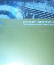 2012 Harley Davidson DYNA MODELS Service Repair Shop Manual Set W Electrical NEW