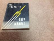 1953 Oldsmobile OLDS Repair Workshop Service Shop Manual USA OEM Factory