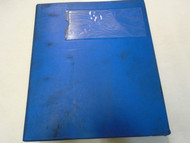 1980s BMW 528e 533i Service Repair Shop Manual Factory OEM Used Book 533 i ***