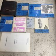 1988 FORD MUSTANG THUNDERBIRD COUGAR MARK VII Service Shop Repair Manual Set