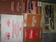 1988 GM GMC C/K MODELS CK TRUCK Diesel Service Shop Workshop Manual Set OEM EWD