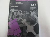 1990 Eaton Fuller Transmissions TRSM-0510 R1 Service Manual Used OEM Book ***
