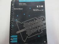 1993 Eaton Fuller RTLO Series Transmissions Service Manual OEM Book TRSM 0670