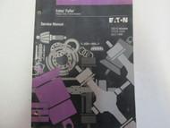 1996 EATON Fuller 1x210 Models TRSM-2400 Service Manual WORN STAINS OEM Book ***