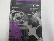 1997 Eaton Fuller RTLO Series Transmissions Service Manual Used Wear OEM Book **