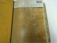 Case Heavy Equipment 1835C Uni-Loader Service Repair Manual & Parts Catalog Set
