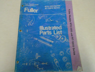 Eaton Fuller RT-1213 RT-12513 Series Transmission Parts Catalog OEM Used Book **