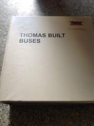 THOMAS BUILT BUSES Freightliner TRUCK TL960 TL 960 Service Shop Manual 85410249