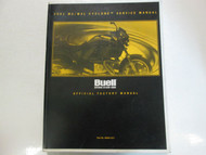 2001 Buell Cyclone M2 M2L Service Repair Shop Manual FACTORY OEM BOOK NEW