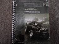 2000 Bombardier Traxter Series Shop Repair Service Manual FACTORY OEM BOOK 00 x