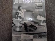 1998 Sea Doo GSX Jet Boats Service Repair Shop Supplement Manual FACTORY OEM x