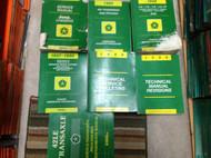1998 JEEP CHEROKEE Service Shop Repair Manual Set OEM FACTORY 98 BOOK HUGE
