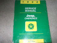1998 JEEP CHEROKEE Service Shop Repair Manual FACTORY DEALERSHIP 98 BOOK OEM