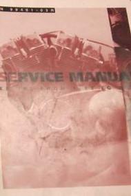 1997 1998 1999 2000 2001 HARLEY DAVIDSON XR750 XR 750 Service Shop Repair Manual