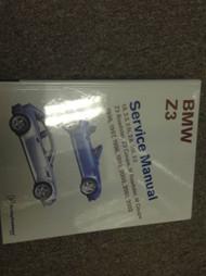 1996 1997 1998 1999 2000 2001 2002 BMW Z3 Z 3 Service Shop Repair Manual HUGE