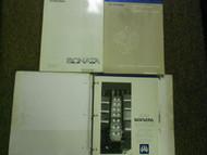 1995 HYUNDAI SONATA Service Repair Shop Manual V2 SET Body Electrical OEM