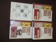 1993 Oldsmobile OLDS Cutlass Supreme Service Shop Repair Manual Set W SUPPLEMENT