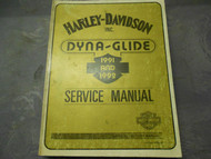 1991 1992 Harley Davidson Dyna Glide Service Repair Shop Manual Factory OEM x