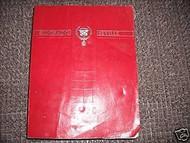 1990 Cadillac ELDORADO & SEVILLE Shop Service Repair Manual W PUBLICATIONS BOOK