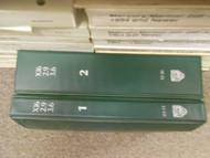 1990 91 92 93 JAGUAR XJ6 2.9 3.6 Service Repair Shop Manual VOL 1 2 FACTORY SET
