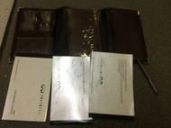 1998 INFINITI NISSAN Q45 Q 45 FACTORY Owners Manual Glove Box Manual 98 OEM x