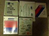 1988 GMC CHEVY FORWARD TILTMASTER Truck Service Shop Repair Manual SET W LOTS
