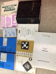 1988 FORD MUSTANG Service Shop Repair Manual SET W SPECS + EWD + MUCH MORE OEM