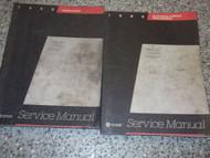 1985 Dodge Ram Van Service Repair Shop Manual SET OEM FACTORY BOOK 85