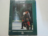 1982 Harley Davidson Spring Motorcycle Fashions and Accessories Catalog Manual