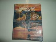 1965-1992 Mercury Outboard 3 & 4 Cylinder Tune Up Repair Manual VOLUME II 2 WORN