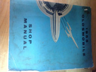 1955 Oldsmobile Olds ALL SERIES Service Shop Repair Manual OEM FACTORY 1955 BOOK