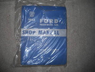1952 52 FORD CRESTLINE CREST LINE Service Shop Repair Manual WORKSHOP BOOK NEW