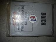 1980 GM Buick Century Service Repair Shop Workshop Manual OEM Book 1980