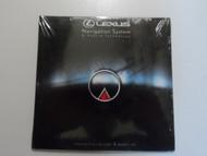 2007 Lexus Naviagtion System & Hybrid Technology Tutorial Audio CD ROM FACTORY