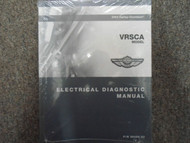 2003 Harley Davidson VRSCA Electrical Diagnostic Service Repair Shop Manual X NE