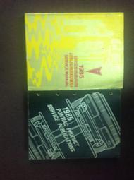 1985 85 PONTIAC SUNBIRD Service Repair Shop Manual SET GM DEALERSHIP HUGE BOOK