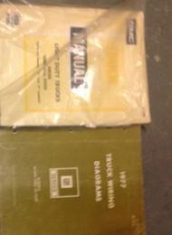 1977 GMC TRUCK ALL MODELS 1500 & 3500 Service Shop Repair Manual W EWD OEM