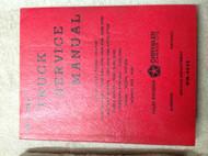 1963 1964 DODGE TRUCK MODELS Service Shop Repair Manual FACTORY OEM BOOK