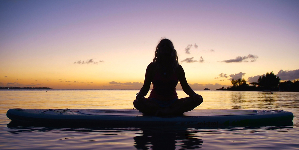 sup yoga meditation