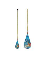 Blue Hibiscu Paddle