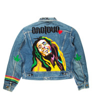 Bob Marley One Love Jacket #5