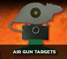 air guns targets