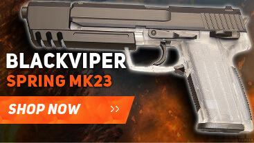 blackviper mk23 spring pistol