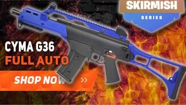 cyma cm011 automatic aeg bb gun