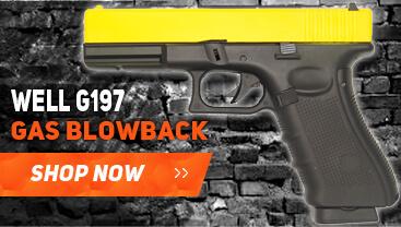 well glock style pistol